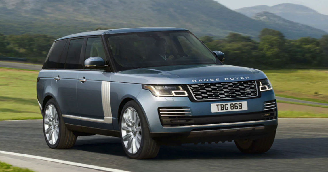 new land rover